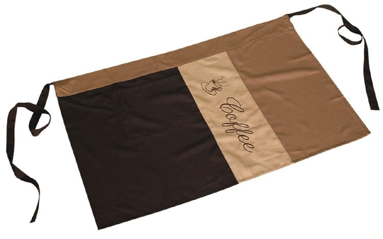 TABLIER CON DESSIN (90 mm * 65 mm) - Ref.XGN017 KX-XGN017 Misemiya Uniformes Cocina