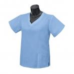 Ropa trabajo casaca Sanitarios Mujer - Ref.Q818 Sanidad y Limpieza