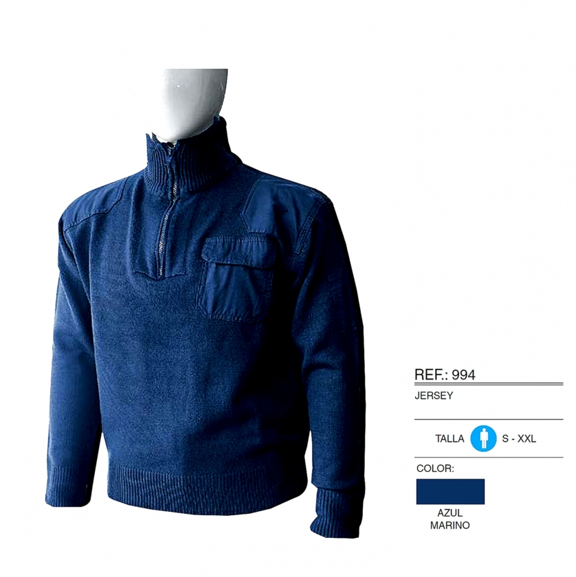 JERSEY UNIFORME LABORAL INDUSTRIAL- Ref.994 Industrial
