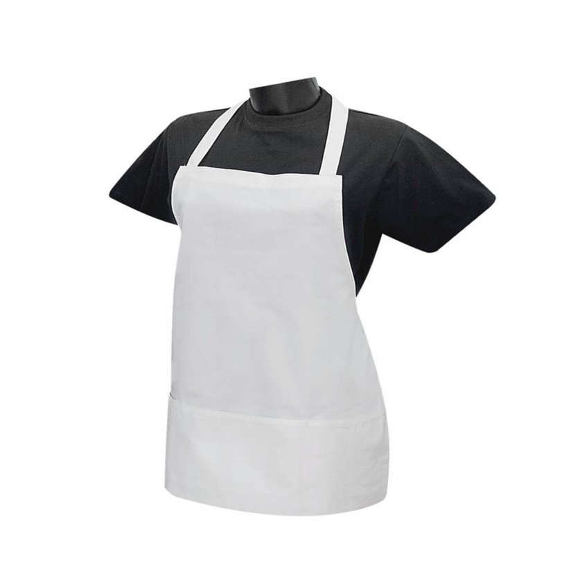 TABLIER SALOPETTE Ref-865 KX-865 Misemiya Uniformes Cocina