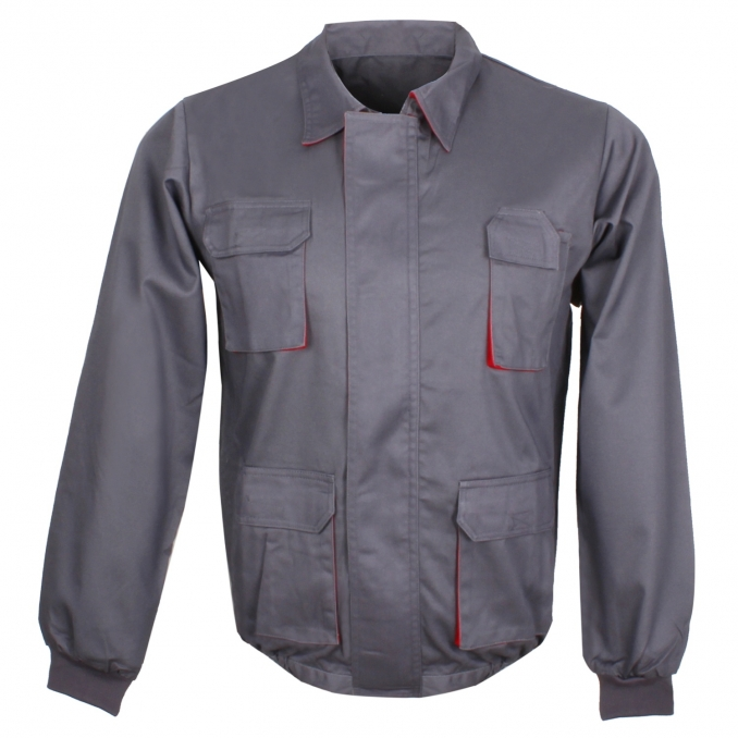CHAQUETA MULTIBOLSILLO UNIFORME LABORAL Ref.884 Industrial
