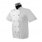 CHAQUETAS CHEF BAR RESTAURANTE COCINERO MANGAS CORTAS - Ref.8501B Cocina