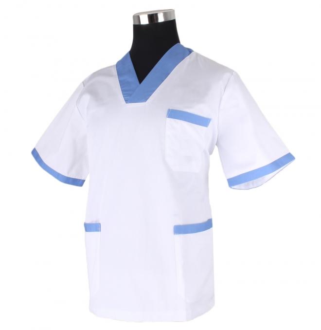 Casaca Sanitarios Unisex 8171 Sanidad y Limpieza