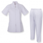 UNIFORMS Unisex Scrub Set – Medical Uniform with Top and Pants - Ref.8298