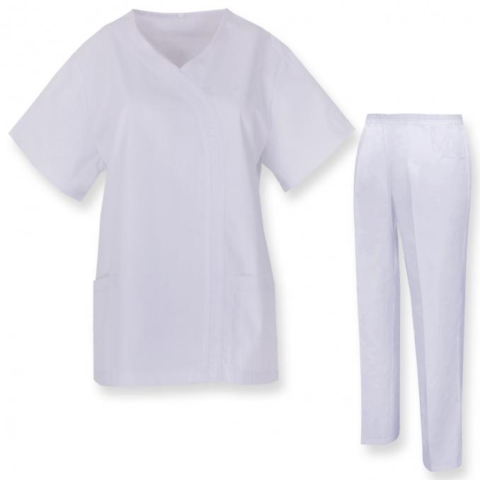 Uniforme Médical avec Haut et Pantalon uniformes Médical FEMME MANCHES COURTES - Ref.Q81198 MZ-Q8119-8312 MISEMIYA Sanidad,Es...