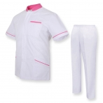 UNIFORMS Unisex Scrub Set – Medical Uniform with Scrub Top and Pants - Ref.7018