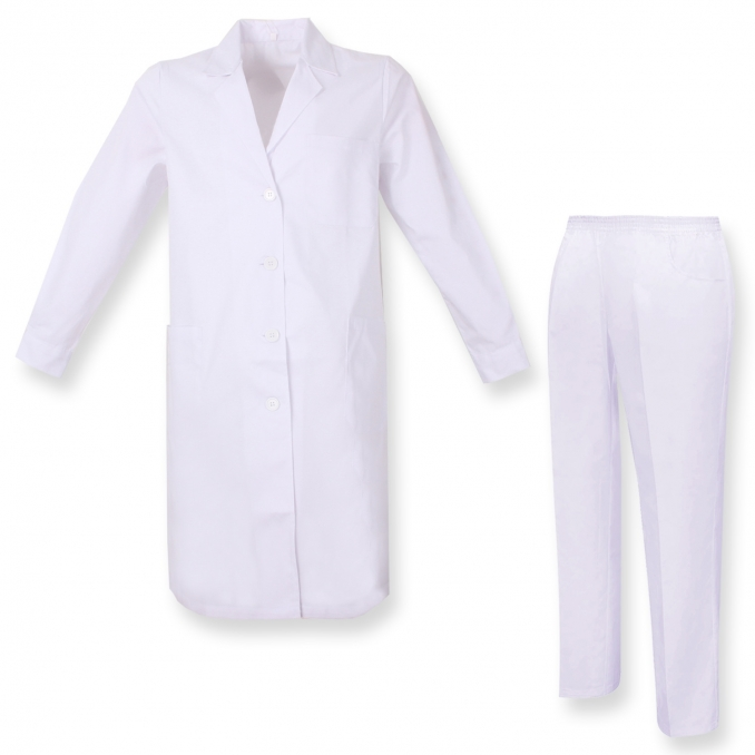 UNIFORMS Unisex Scrub Set – Medical Uniform with Scrub Top and Pants - Ref.81618