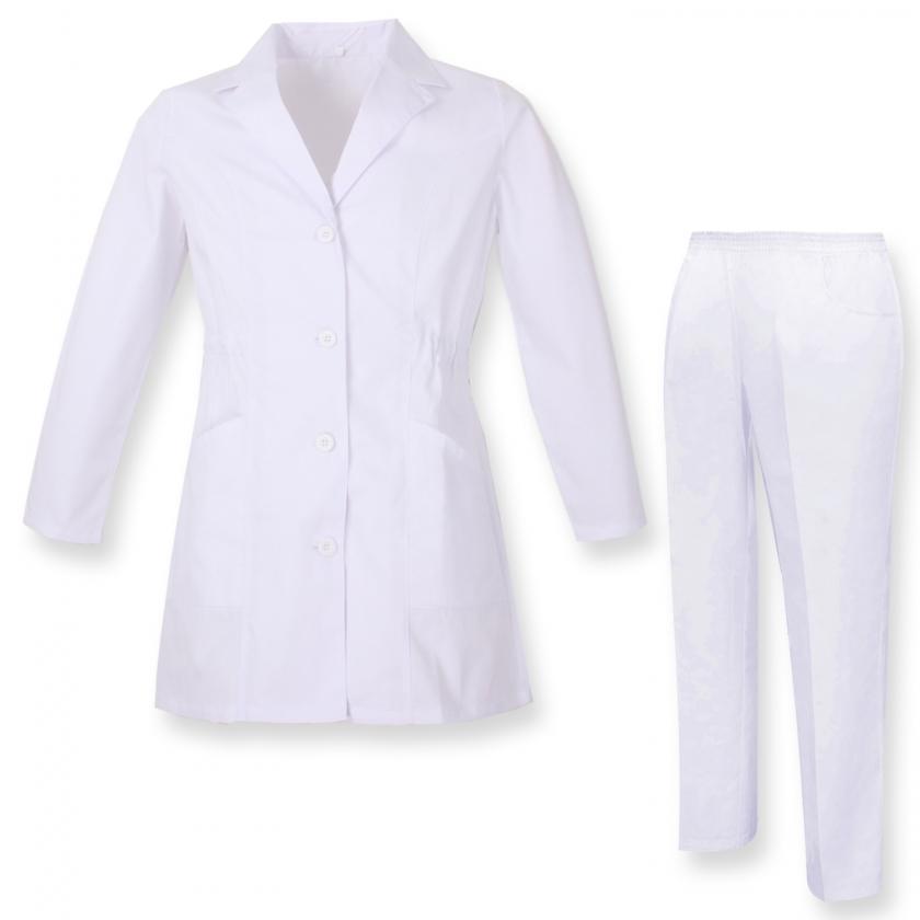 UNIFORMS Unisex Scrub Set – Medical Uniform with Scrub Top and Pants - Ref.81638