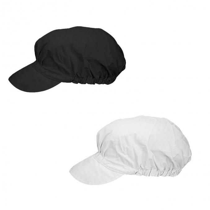 HAT VISOR CAP VISOR UNISEX HAT KITCHEN CHEF HAT COOK HAT COOK HAT Ref.923