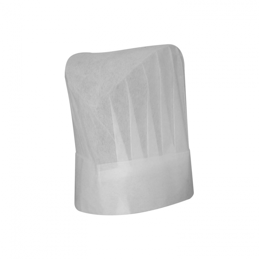 DISPOSABLE HAT CHEF HAT DISPOSABLE TUBULAR HAT KITCHEN - Ref.916 Misemiya Uniformes Ropa Uniformes