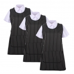Set of 3 Pcs - APRON CLEANING WORK UNIFORM CLINIC HOSPITAL CLEANING VETERINARY SANITATION HOSTELRY - Ref.868