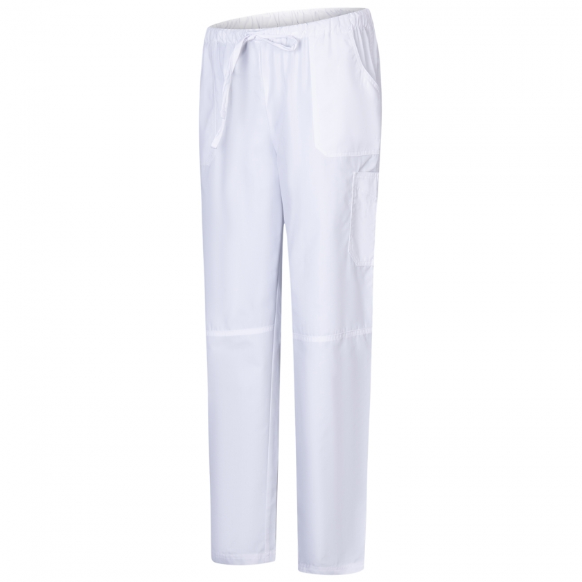 PANTS LOW WAIST WITH CORD WORK UNIFORM FOR CLINIC, HOSPITAL, CLEANING, VETERINARY, SANITATION AND HOSTELRY Ref-Q8114