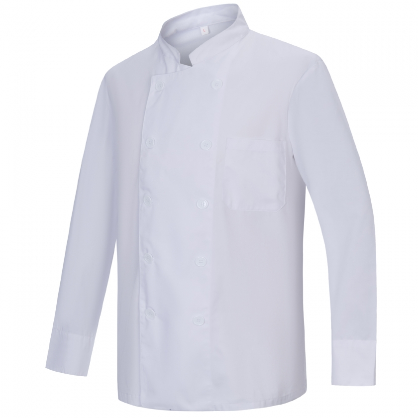 CHEF JACKETS GENTLEMAN WITH LONG SLEEVES - Ref.842