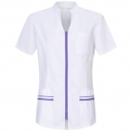 WORK CLOTHES LADY SHORT SLEEVES Medical Uniforms Scrub Top - Ref.702